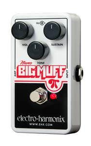 Electro Harmonix Nano Big Muff Pi Pedal