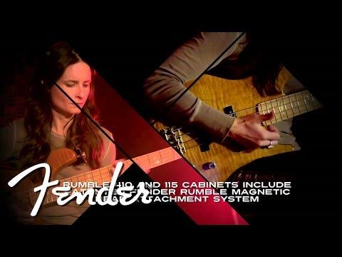 Fender Rumble 25 V3 1x8