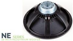 "Carvin NE18-8 18"" Neo Speaker - 8ohm (Limited Stock)"