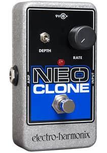 Electro Harmonix Neo Clone Chorus Pedal