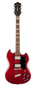 Guild S-100 Polara Electric Guitar - Cherry Red