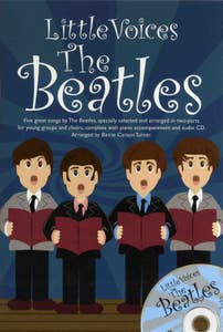 little voices the beatles BK/CD / BEATLES (NORTHERN)