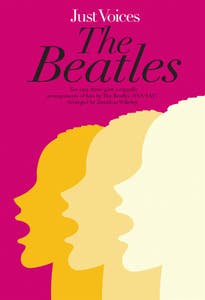 just voices the beatles ssa/sat / BEATLES (NORTHERN)