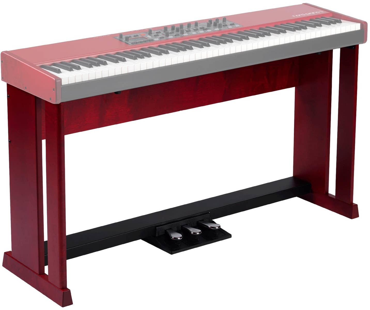 Nord Piano/Keyboard Stand - Wood (Suits 88-Note Stage & Piano models)