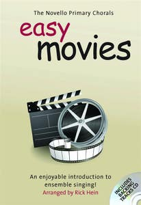 novello primary chorals easy movies /  (NOVELLO)