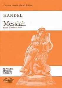 MESSIAH VOCAL SC ED SHAW / HANDEL (NOVELLO)