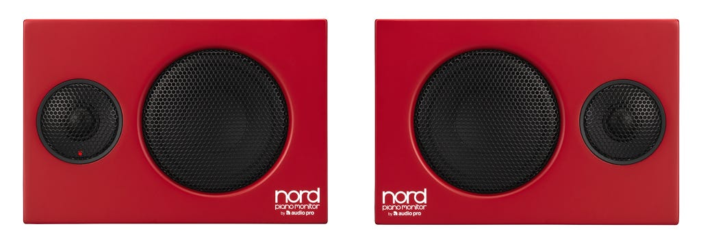 Nord Piano Monitors/Speaker System - Pair