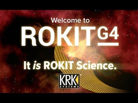 KRK Rokit RP5-G4 5