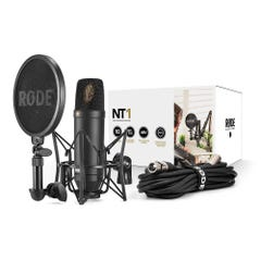 Rode NT1 Studio Microphone Kit (NT-1KIT)