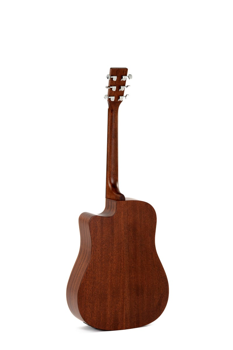 Sigma DMC-STE ST-Series Acoustic Electric Guitar  - Spruce/Mahogany