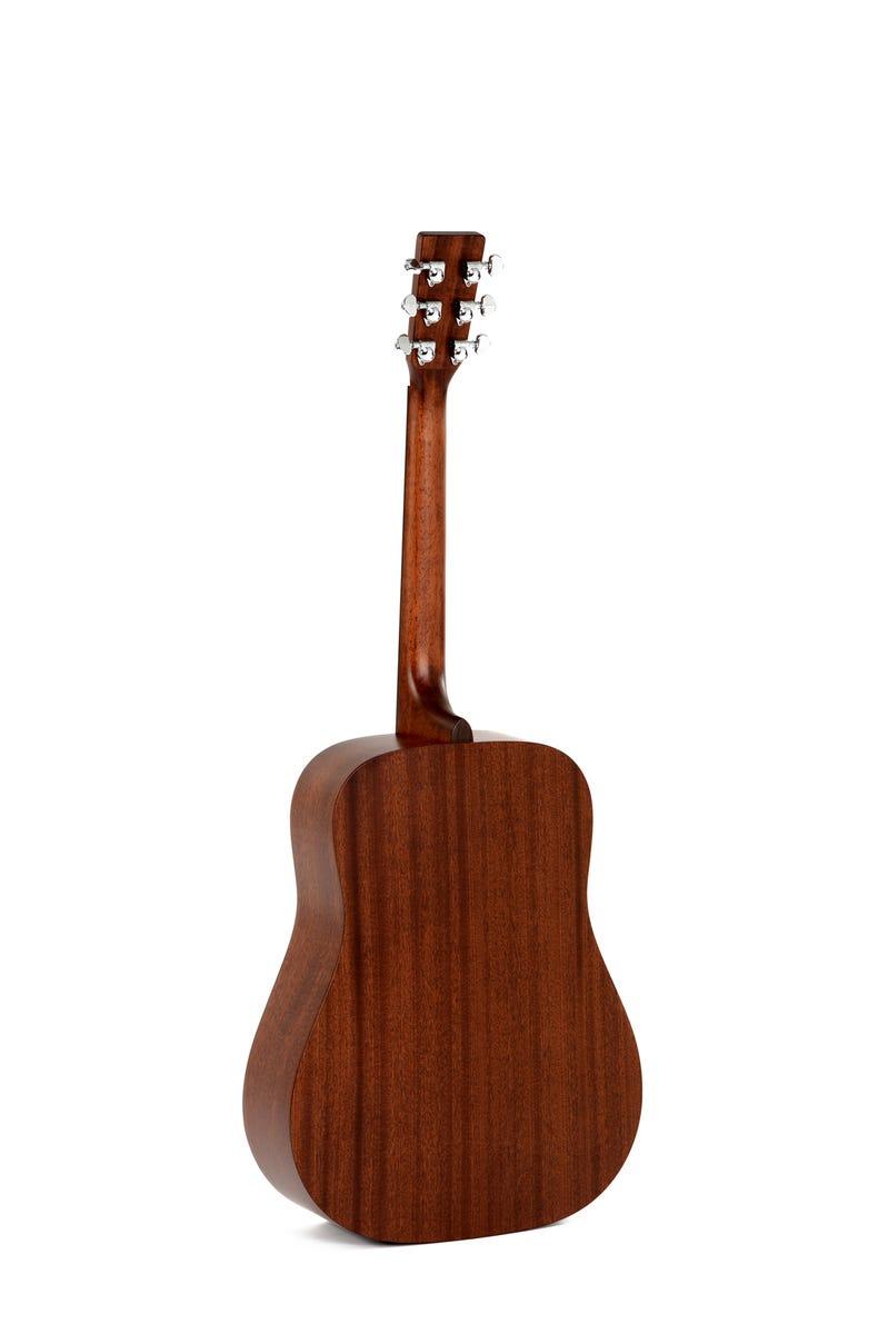 Sigma DM-15 15-Series Acoustic Guitar - Mahogany