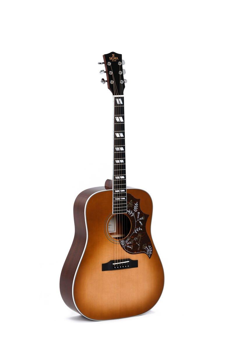 Sigma DM-SG5 SG-Series Acoustic Electric Guitar