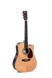 Sigma DTC-28HE Dreadnought Acoustic/Electric Guitar