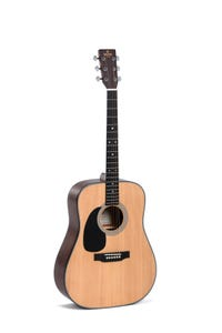 Sigma DM-1L Dreadnought Acoustic Guitar - Spruce/Mahogany - Left Handed