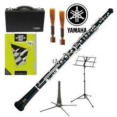 Yamaha YOB241 Oboe Quality Start-up Package (YOB-241)!