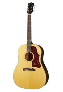 Gibson 60s J-50 Original w/Case - Antique Natural (Adjustable Saddle)