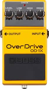 Boss OD-1X Special Edition Overdrive