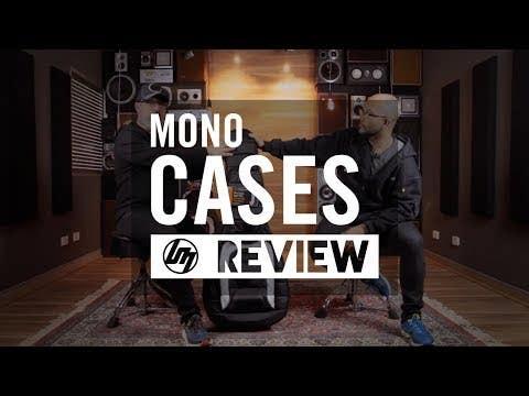 Mono M80 Classical/OM Acoustic Guitar Case - Black