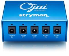 Strymon Ojia Compact Hi Current DC Pedal Power Supply (STR-OJAI)