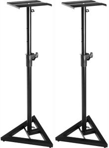 OnStage Studio Monitor stands (pair)