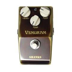 Vemuram Shanks II Fuzz/Boost Pedal