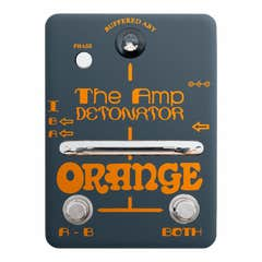 "Orange ""The Amp Detonator"" ABY Switch Pedal"