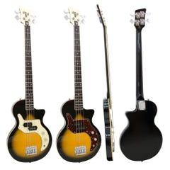 """Orange """"O Bass"""" 4-String Bass - Sunburst"""