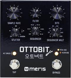 Meris Ottobit Jr. Arcade Effect Pedal