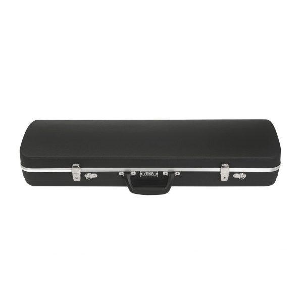 Hiscox 4/4 Size Violin Case - Rectangular Shape - Black