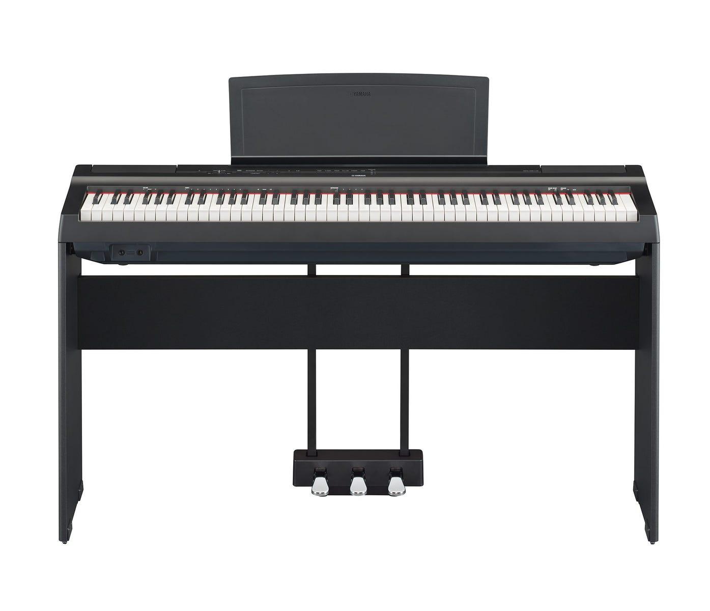 Yamaha P-125 Portable Piano - Black (P125B)