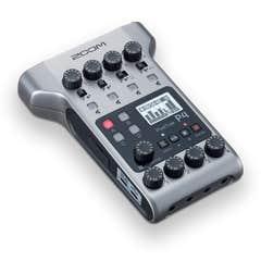 Zoom Podtrak P4 Compact Podcast Recorder