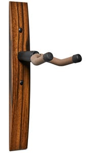 Taylor Exotic Wood Guitar Hanger - Ebony - No Inlay (70206)