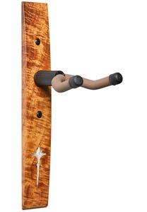 "Taylor Exotic Wood Guitar Hanger - Koa - Acrylic ""Nouveau"" Inlay (70204)"