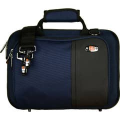 Protec Slimline Clarinet Pro Pac Case - Blue PB307BX