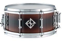 "Dixon Artisan Series Australian Rose Gum 13 x 6"" Snare Drum - Gloss Vintage Reverse Burst"
