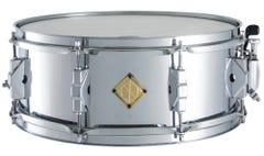 Dixon Classic Series 14x5.5 Steel Snare Drum - Chrome