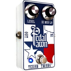Pedal Pawn Texan Twang Boost/Overdrive Pedal