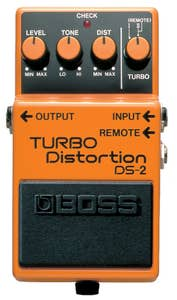 Boss DS-2 Turbo Distortion (DS2)