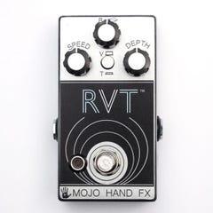 Mojo Hand FX RVT (Vintage Reverb / Vibrato / Tremolo) Pedal