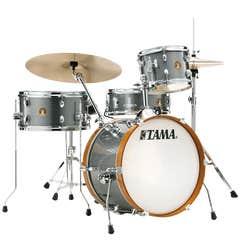 Tama Club-JAM Compact Drum Kit w/Hardware - Galaxy Silver