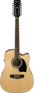 Ibanez  PF1512ECE NT 12 String Acoustic Guitar