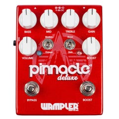 Wampler Pinnacle Deluxe v2 Distortion Pedal