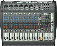 Behringer EuroPower PMP6000 Powered Mixer