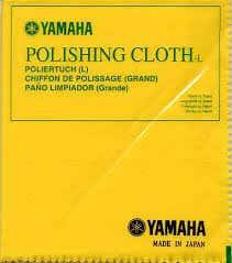 Yamaha YPCL Instrument Polishing Cloth Large (YPCL)