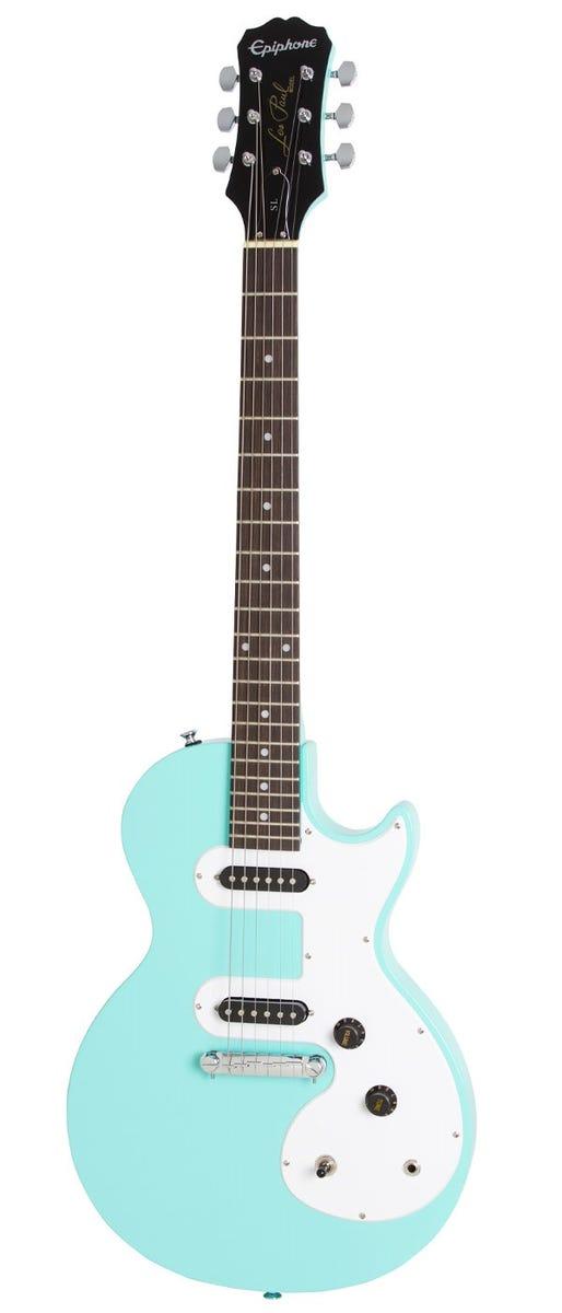 Epiphone Les Paul SL Electric Guitar - Turquoise