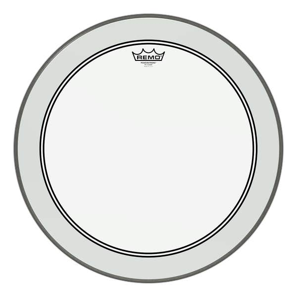 Remo Powerstroke 3 Clear 22