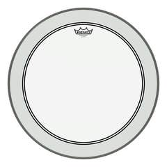 """Remo Powerstroke 3 Clear 22"""" Bass Drum Head"""