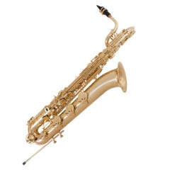 ODYSSEY OBS800 BARITONE SAXOPHONE OUTFIT