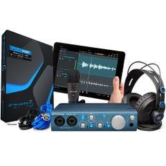 Presonus AudioBox iTwo Studio Recording Kit w/Studio One Artist + Ableton Live Lite