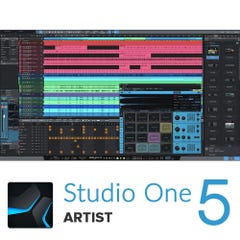 Presonus Studio One V5 Artist DAW Software (Digital Download)